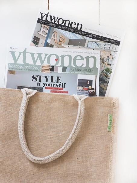 Daily mit Zeitschriften
