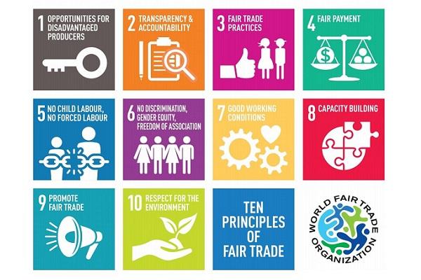 10 Prinzipien des fairen Handels