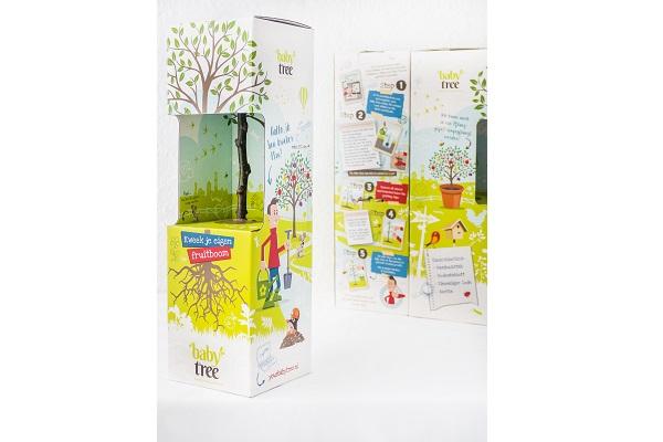 Baby-Tree-Verpackung
