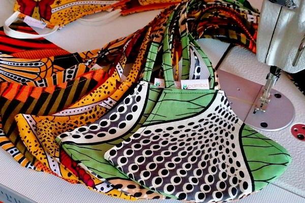 Mundschutzmaske Pamba Farben