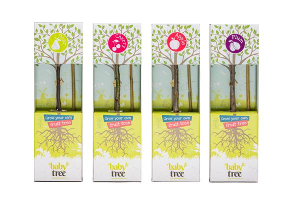Baby Tree Verpackung