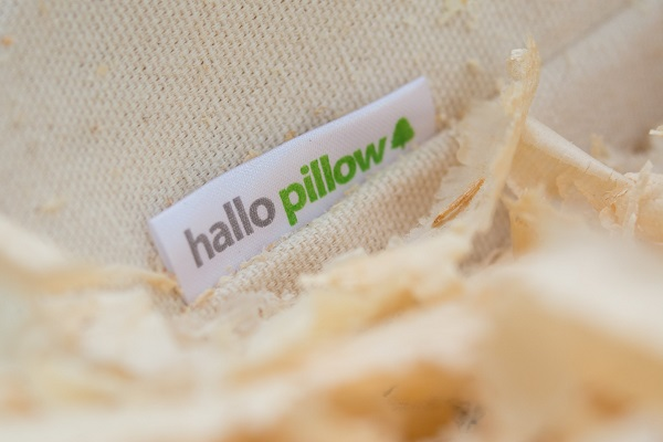HalloPillow label